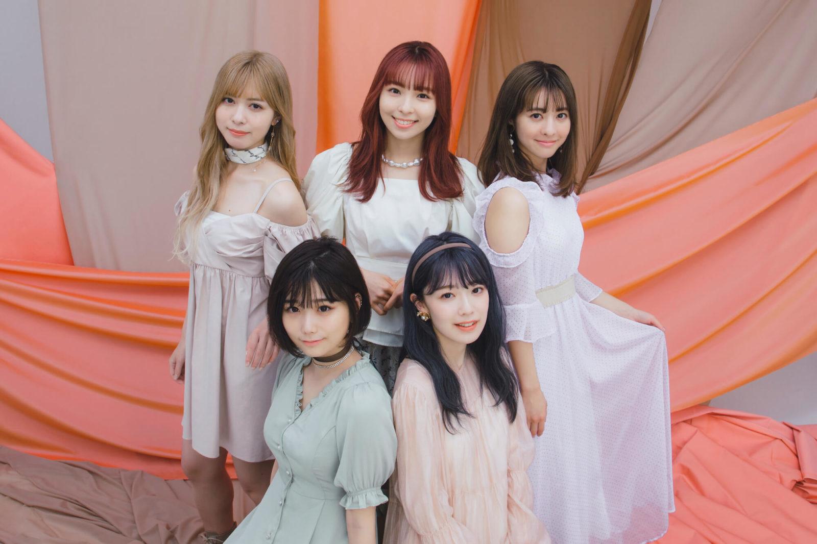 神宿、新曲「Brush!!」メンバーのソロシーンが詰まったMV公開サムネイル画像