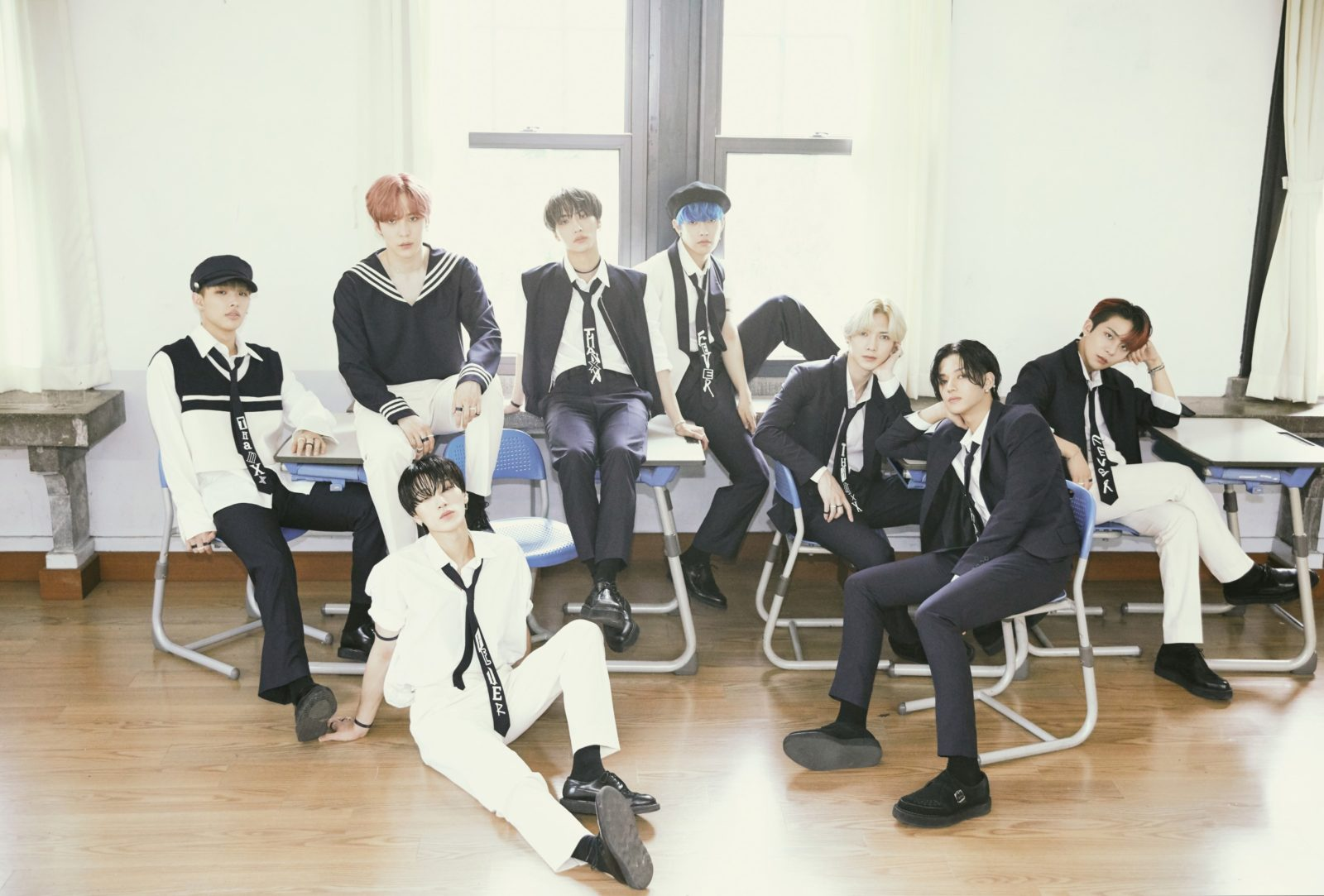 K-POPグループ・ATEEZ、新アルバムが発売1日で販売枚数11万枚突破サムネイル画像!