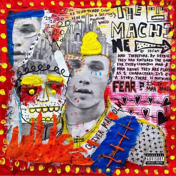 ビリー・アイリッシュのレーベルメイト=オリバー・マルコム、新曲「The Machine (ザ・マシーン)」配信サムネイル画像
