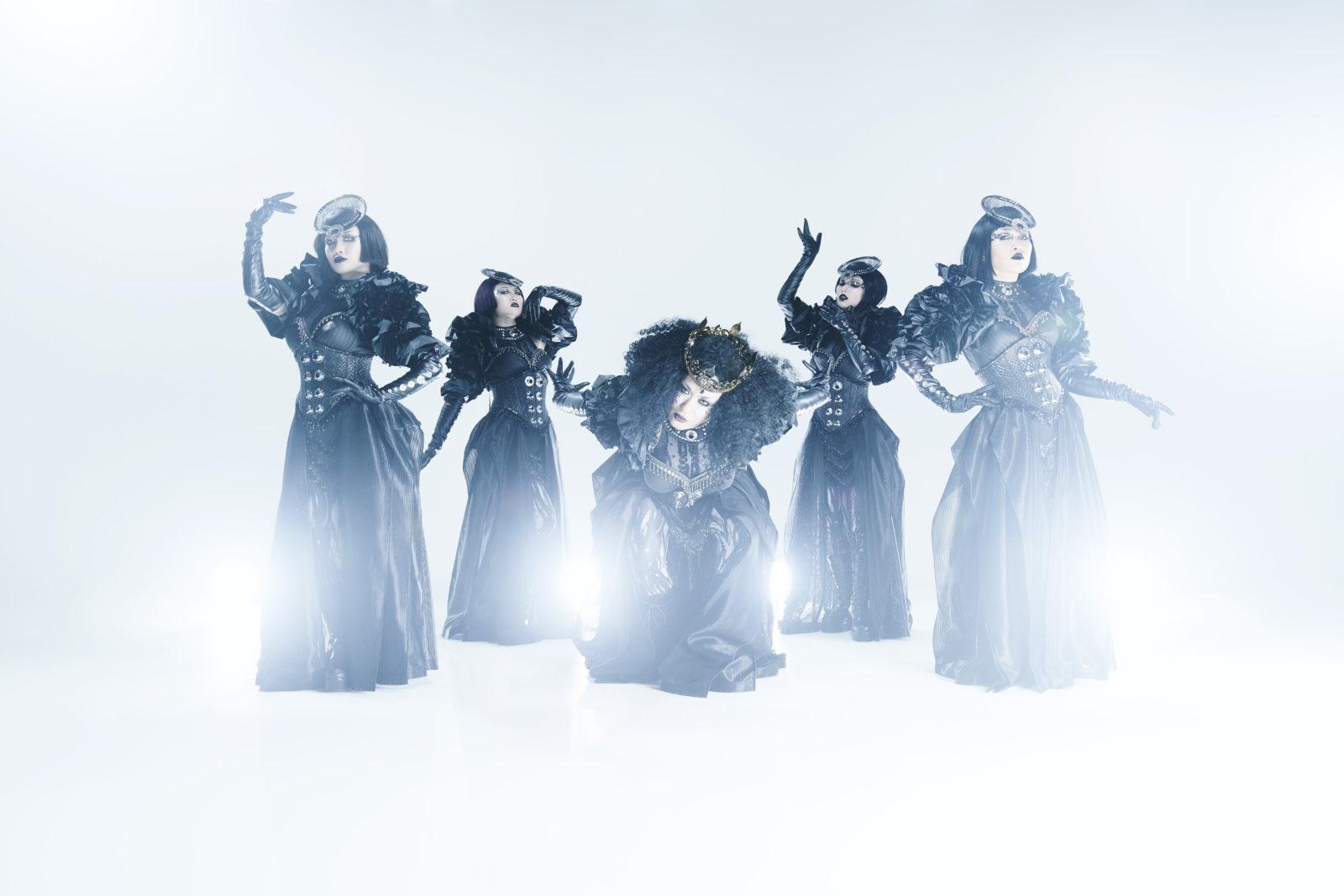東京ゲゲゲイ・MIKEYとトラックメイカーGRP氏がコラボしたNewシングル「BLACK LIP」をミュージックビデオと同時発表サムネイル画像