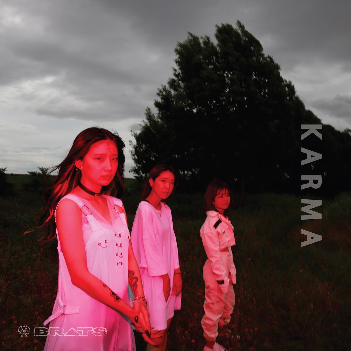 BRATS、NEW ALBUM『Karma』のジャケット画像及び収録内容を公開サムネイル画像