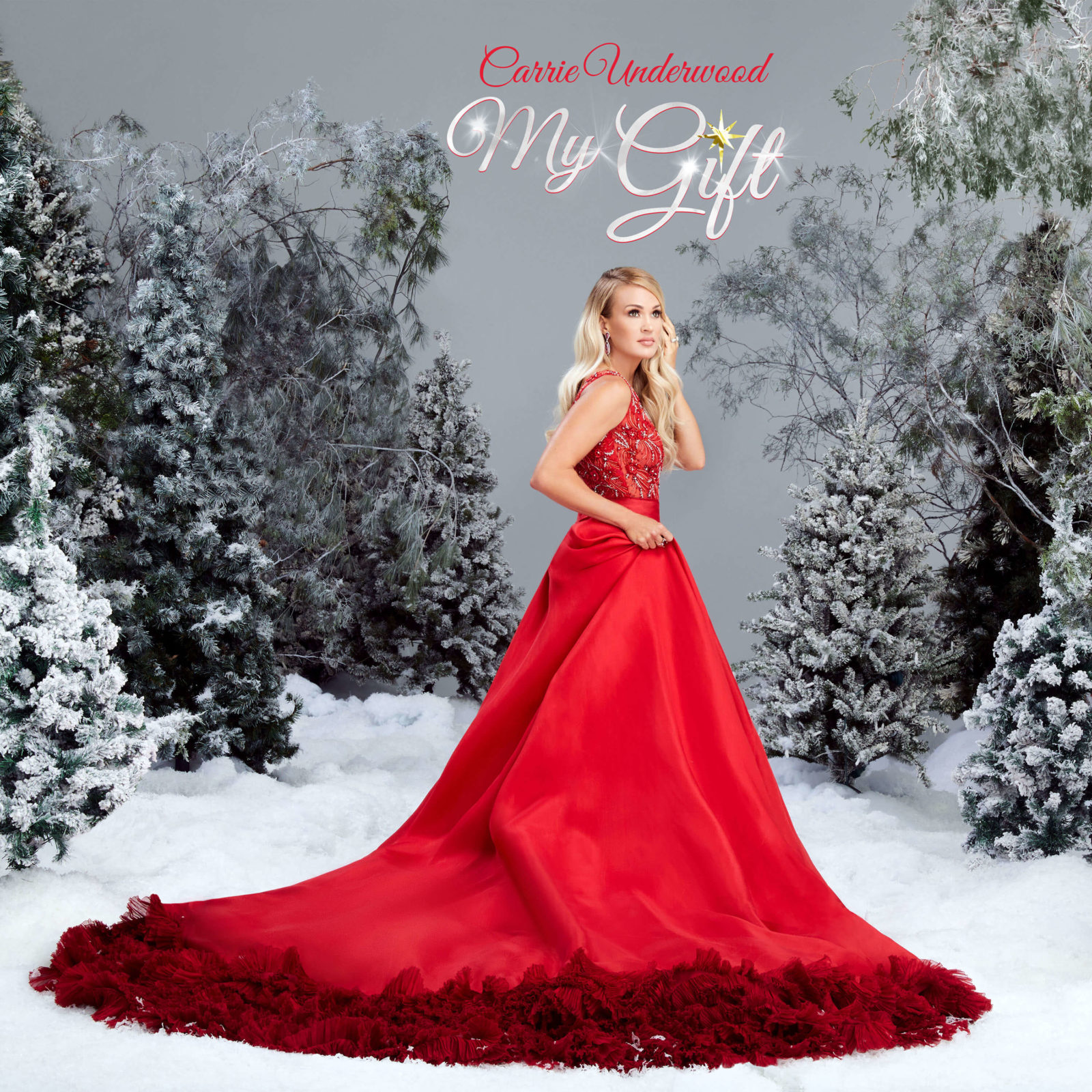 キャリー・アンダーウッド、自身初のクリスマス・アルバム9月リリースサムネイル画像