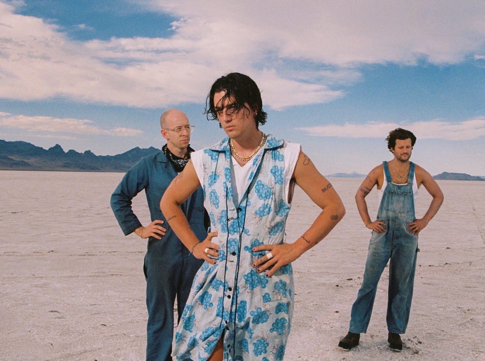 LA発のセツナポップ・バンドLANY、2年ぶり3枚目のニュー・アルバムを発売決定サムネイル画像