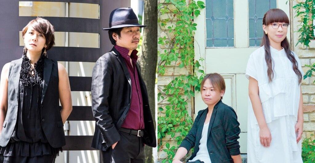 The Notes of Museumとeufoniusのコラボ楽曲「乱反射」9月2日にデジタルシングルリリースサムネイル画像