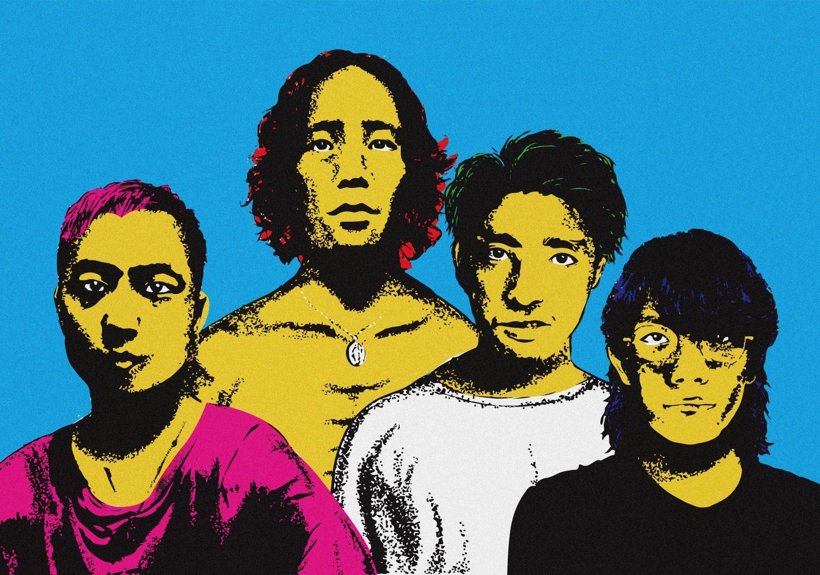 愛はズボーン、新曲『ひっくりかえす』を10月に配信リリースサムネイル画像!