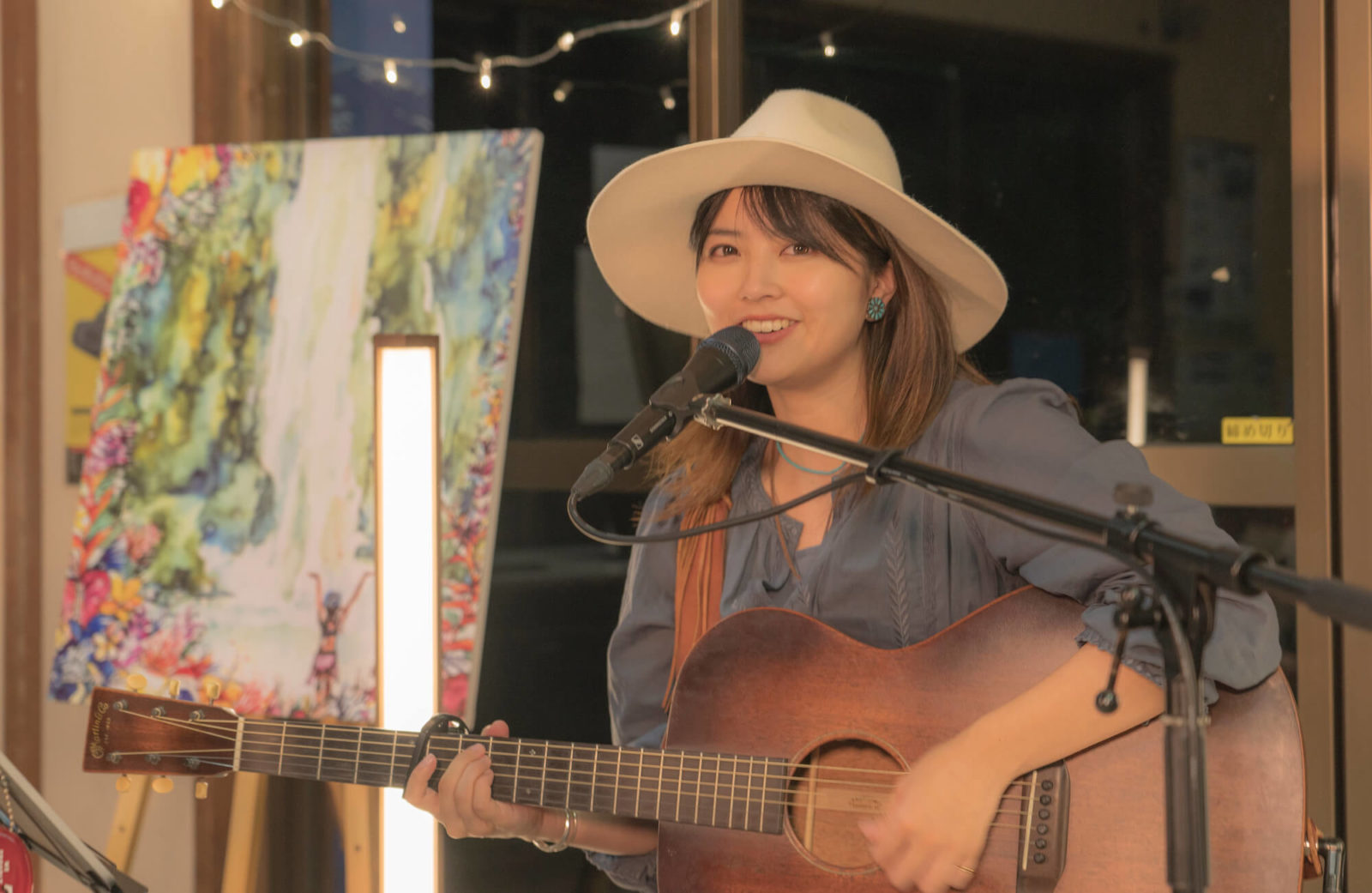 Miyuu、尾瀬の山小屋からオンラインライブを開催!サムネイル画像