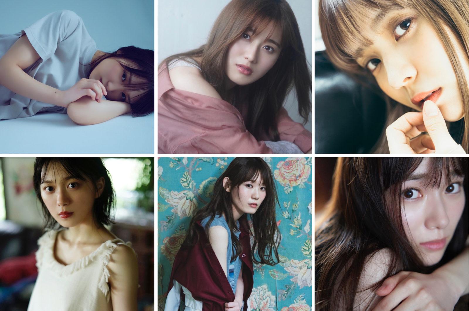 欅坂46メンバー6人、それぞれの魅力全開のソロショットが公開サムネイル画像