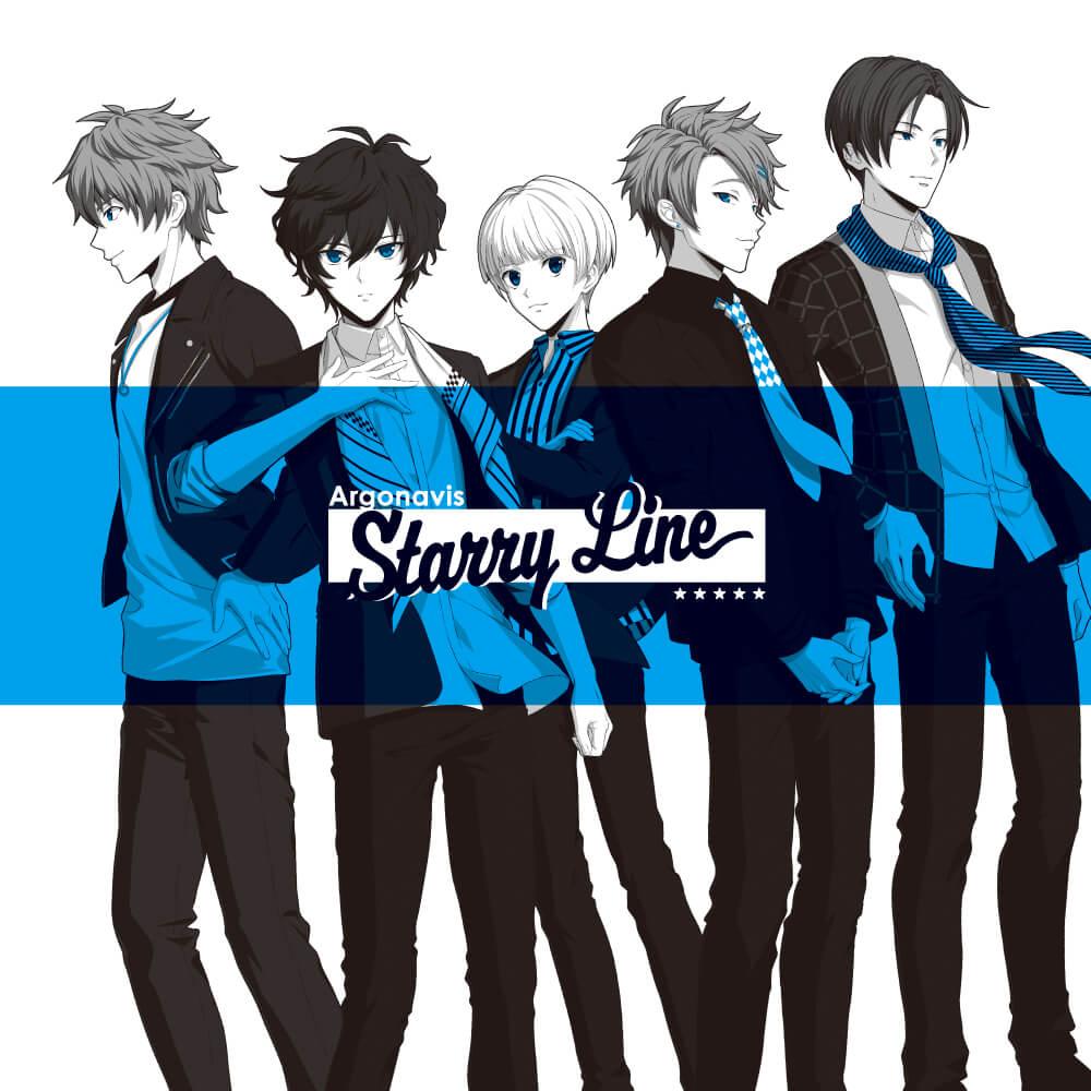 Argonavisから待望の1st Album「Starry Line」がリリースサムネイル画像