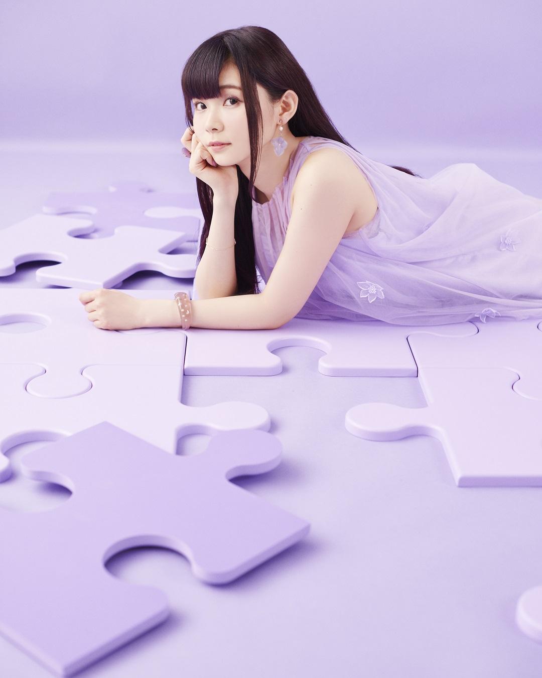 """諏訪ななか、""""PURPLE""""な新作ミニアルバム&1stライブ開催サムネイル画像"""