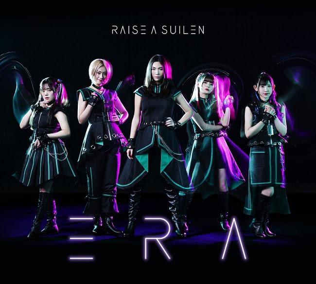 RAISE A SUILEN「ERA」、オリコン週間アルバムランキング2位獲得サムネイル画像