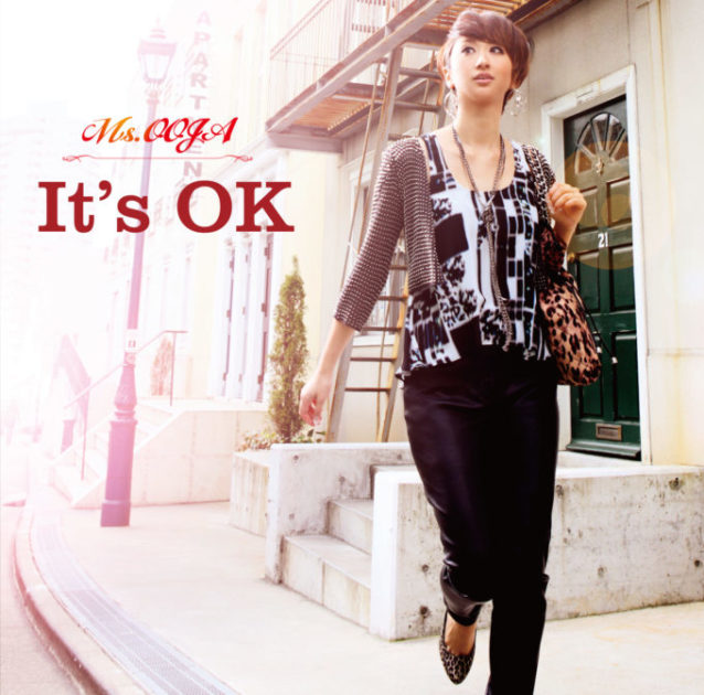 1st SINGLE「It's OK」ジャケット写真