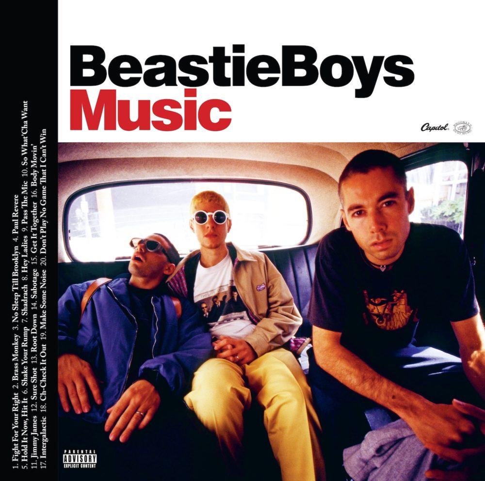 ビースティ・ボーイズ、新しいベスト・アルバム『ビースティ・ボーイズ・ミュージック』が10月23日にリリースサムネイル画像
