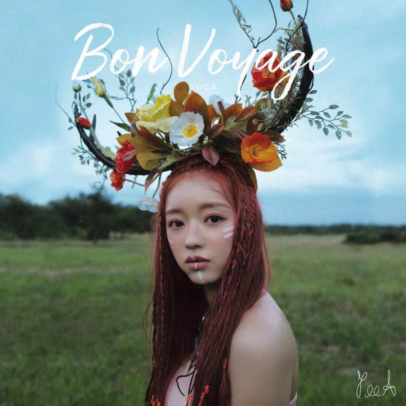 YooA(OH MY GIRL)、1st Mini ALBUM『Bon Voyage』音源配信開始サムネイル画像