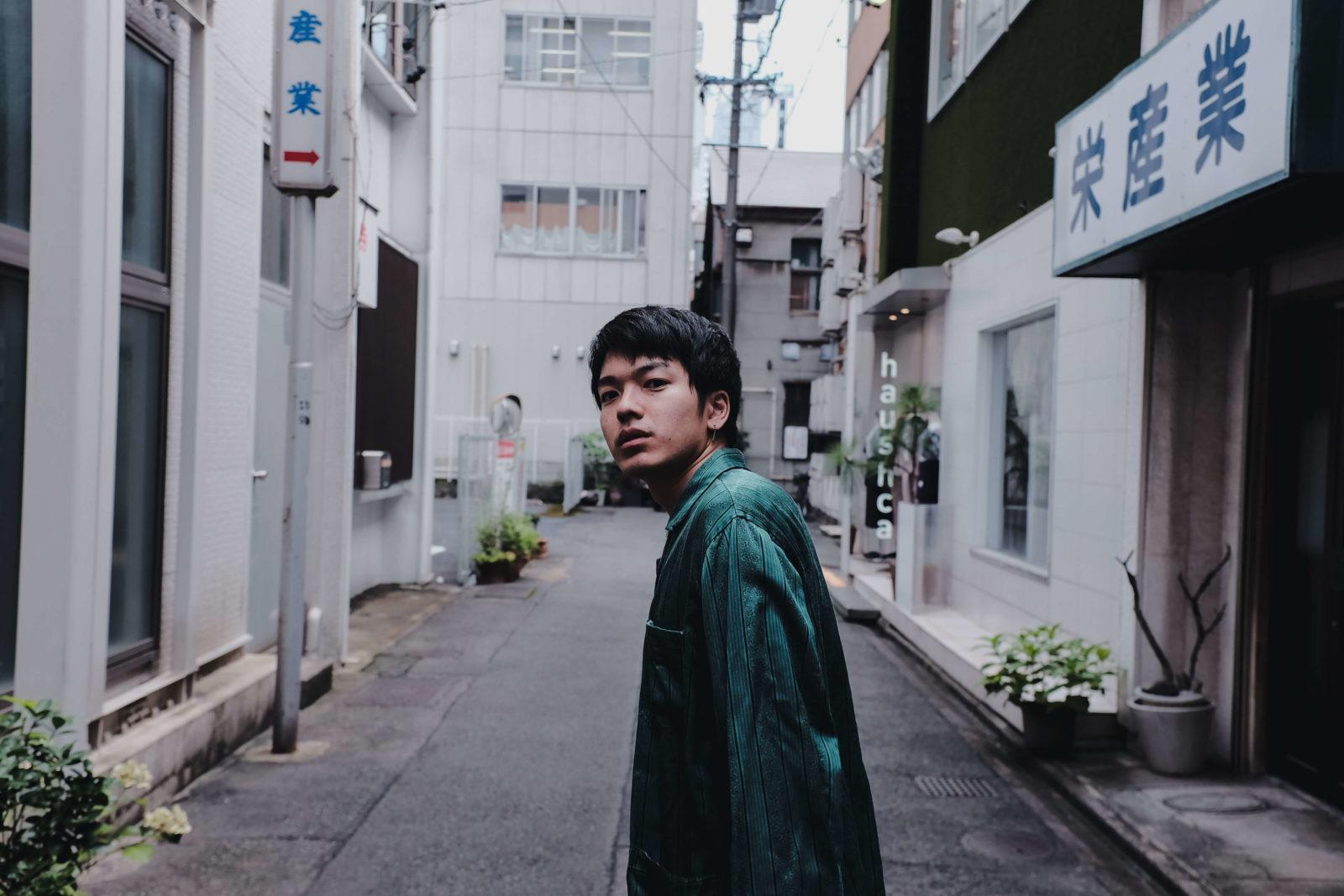碧海祐人、自身初となるEP『逃避行の窓』をリリース&リード曲「夕凪、慕情」のMV公開サムネイル画像