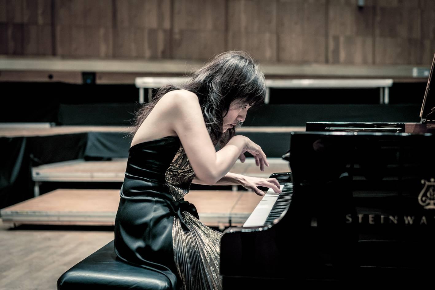 「ウィーン国際音楽コンクール」1位のクラシックピアニストの日南由紀子が全国のお寺で音楽を掛け合わせた映像を制作、発信していくプロジェクトが始動サムネイル画像
