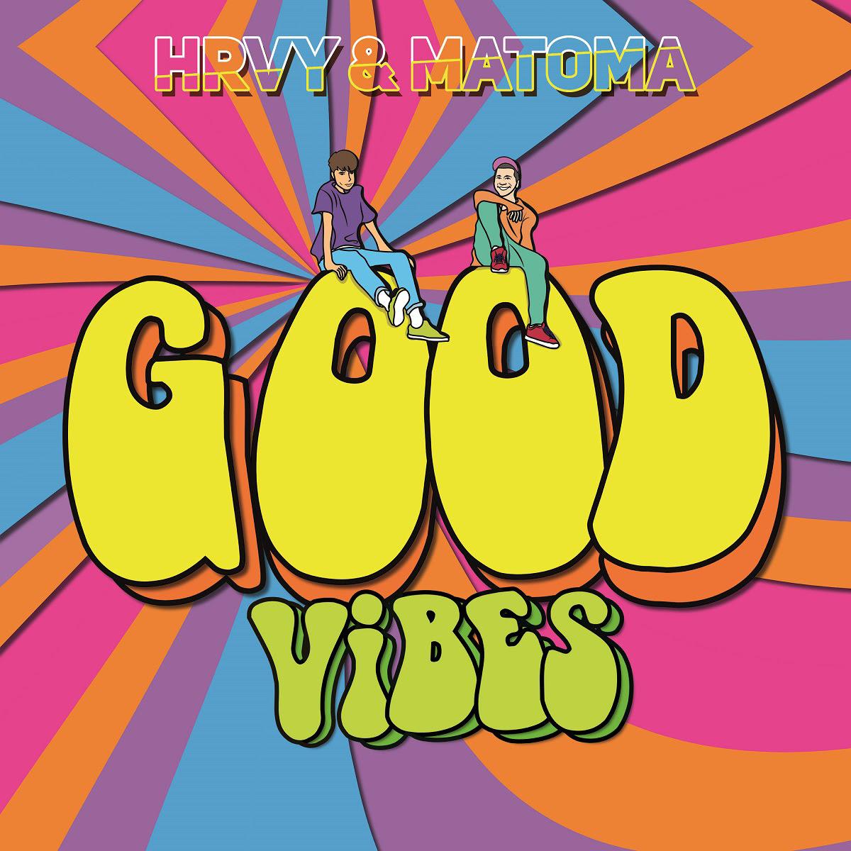 HRVY、夏の終わりにピッタリな新曲「Good Vibes」をリリースサムネイル画像